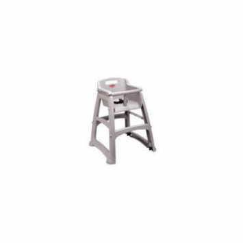 High Chair without Wheel Platinum