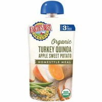 Earth's Best Stage 3 Turkey Quinoa Sweet Potato, 3.5 oz, Pack of 6