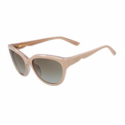 Valentino V602S Women's Sunglasses - Nude Rose