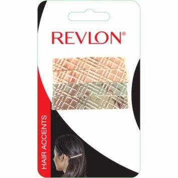 Revlon Hair Accents Metal Barrettes
