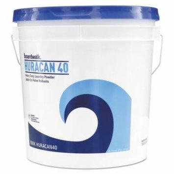 Low Suds Laundry Detergent, Economical, Powder, Fresh Lemon Scent, 40lb Pail