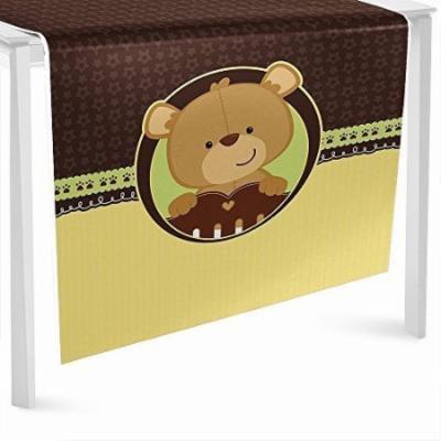 Baby Teddy Bear - Party Table Runner - 24