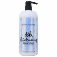 Bumble and Bumble Thickening Conditioner 33.8 Oz
