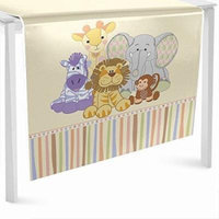 Zoo Crew - Party Table Runner - 24