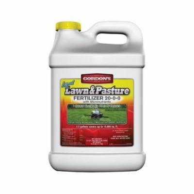PBI-GORDON 7471122 Lawn & Pasture Fertilizer, 2. 5 Gallon