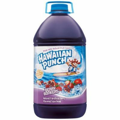 Hawaiian Punch Berry Bonkers, Bottles, 128 OZ (Pack of 4)