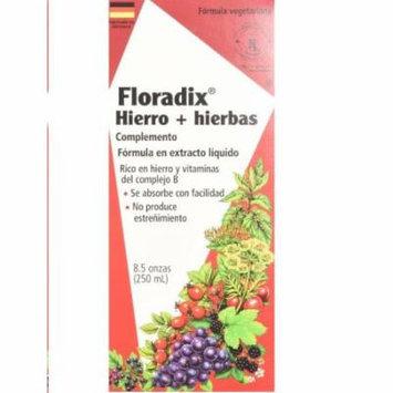 Floradix Iron + Herbs, 8.5-Ounce Glass BottleÂ