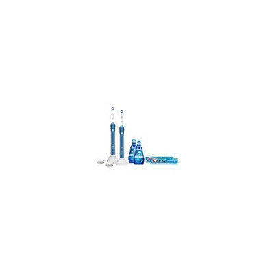 Oral B Professional Care Advantage Oral-B Professional Care Advantage Rechargeable Toothbrush Kit
