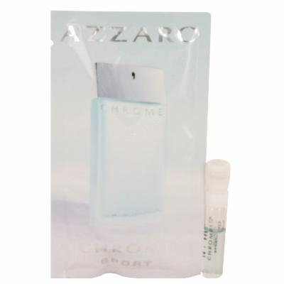 Chrome Sport for Men by Azzaro Vial (sample) .05 oz