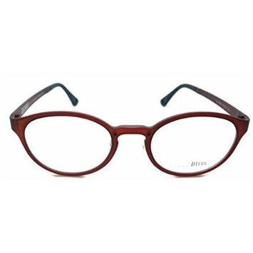Bliss Prescription Eye Glasses Frame Ultem Super Light, Flexible 3018 C13