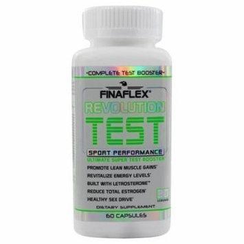 FinaFlex - Revolution Test Sports Performance - 60 Capsules