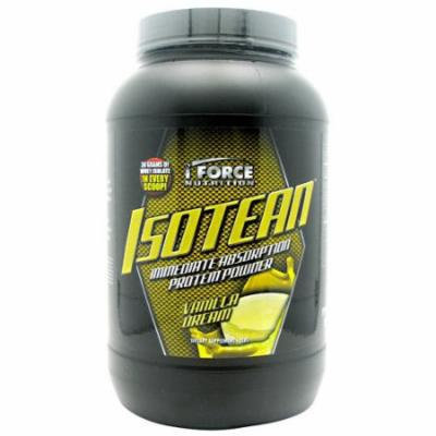 iForce Nutrition Isotean Vanilla Dream - 2 lbs