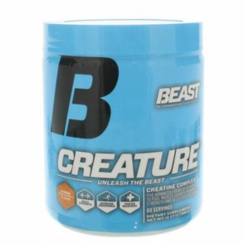 Beast Sports Nutrition Creature Unflavored - 60 Servings