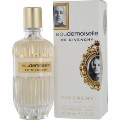 Eau Demoiselle De Givenchy by Givenchy Eau de Toilette Spray for Women, 3.3 fl oz