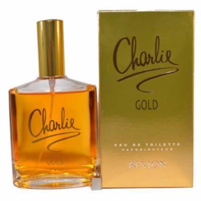 Charlie Gold By Revlon For Women
