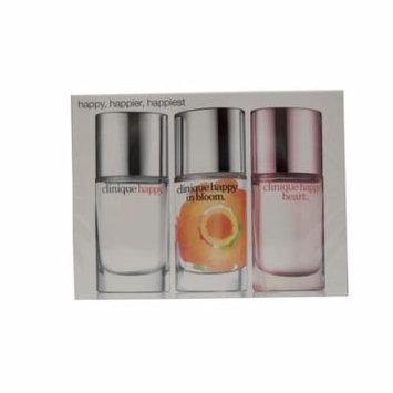 Clinique Happy Perfume Spray Trio Gift Set , 3 x 1 oz.