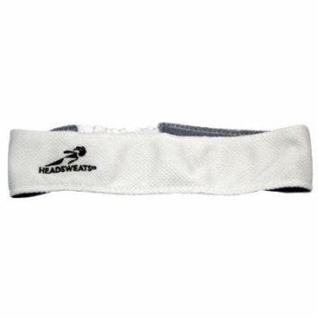 Headsweats Topless Headband, White, One Size