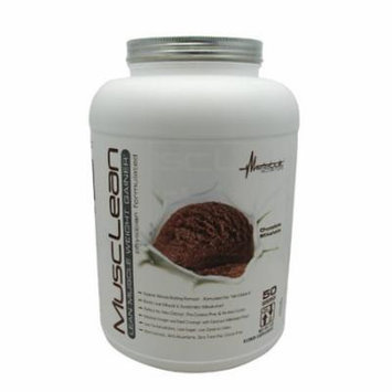 MUSCLEAN CHOCOLATE SHAKE 5LB