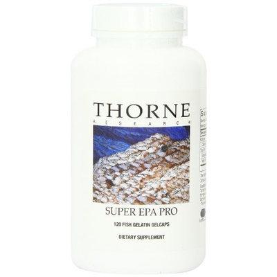 Thorne Research - Super EPA Pro - 120 Fish Gelatin Gelcaps