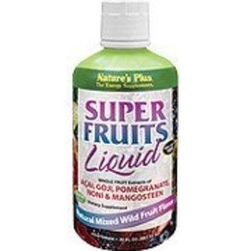 Nature's Plus - Super Fruits Liquid, 8 Oz Liquid