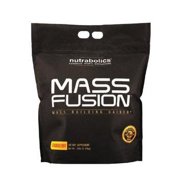 Nutrabolics Mass Fusion, Strawberry, 16 Pounds