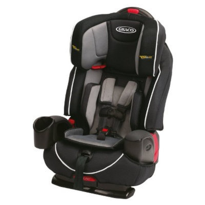 Graco Nautilus 3-in-1 Car Seat with Safety Surround - Black