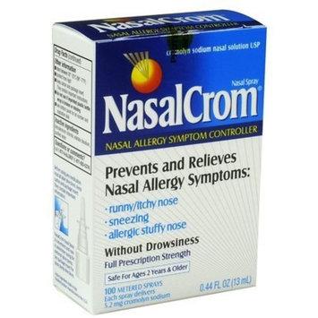 NasalCrom Nasal Allergy Symptom Controller, Nasal Spray .44 fl oz (13 ml)