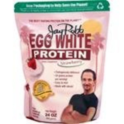 Jay Robb Egg White Protein Unflavored 24 oz