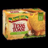 New York Brand Original Thick Slice Texas Toast Lite - 8 CT
