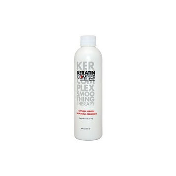 Coppola Keratin Complex Natural Keratin Smoothing Treatment, 8.5 Ounce