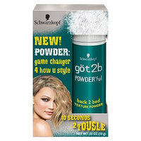 göt2b POWDER'ful Back 2 Bed Texture Powder