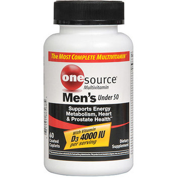 OneSource Ultimate Men's Multivitamin Coated Caplets, 60ct