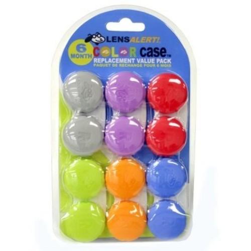 LensAlert Color Case Replacement Pack