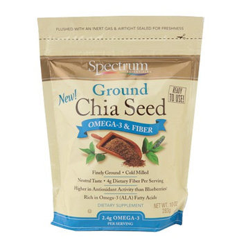 Spectrum Essentials Ground Chia Seed Omega-3 & Fiber