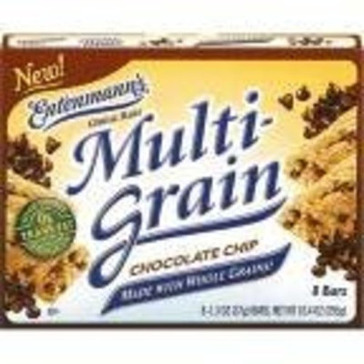 Entenmann's Multi Grain Chocolate Chip Granola Bars
