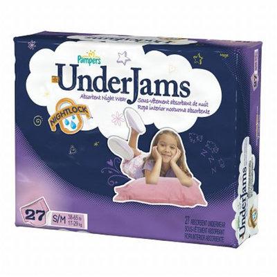Pampers UnderJams Boys