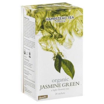 Hampstead Tea Organic Fair Trade Tea Lime Green 25 Tea Bags