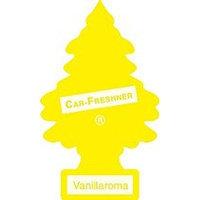 Car Freshner Corp Vanilla Air Freshener (Pack Of 24) U1 Auto Air Fresheners