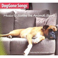 Booda Doggone Songs - Animal Spirit Cd
