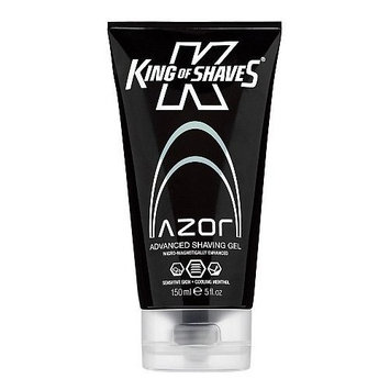 King of Shaves Azor Advanced Cooling Menthol Shave Shave Gel, 5 oz