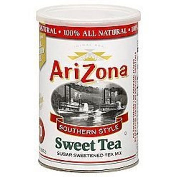 Arizona Southern Style Sweet Tea Drink Mix, Makes 10 Quarts, 32oz Can