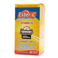 Ester C Vitamin C 1000mg with D3 2000 IU