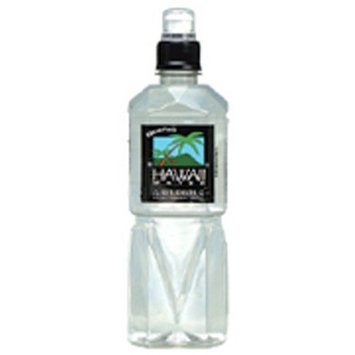 Hawaii Water Ultra Pure Hawaii Water, 20-Ounce Bottles (Pack of 24)