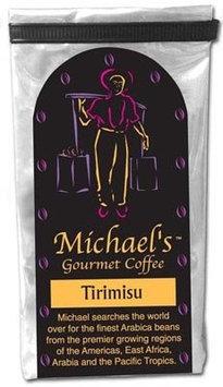 Michaels Coffee 10021 Tiramisu Italian Flavored Coffee, 16 Oz. -Pack of 3