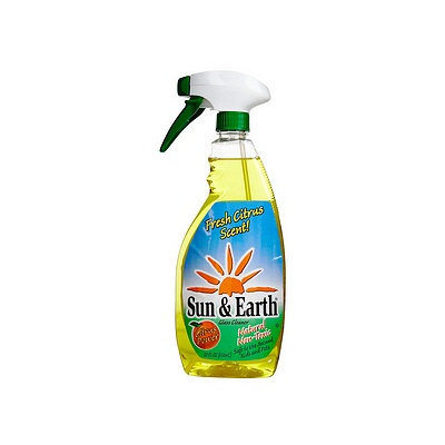 Sun & Earth Glass Cleaner