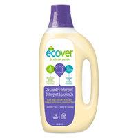 Ecover Liquid Laundry Detergent, 34 Loads, Lavender Field, 51 fl oz
