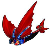 Brainstorm X-Kites 16 in. FlexWing® Superman™ Glider