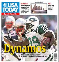 Kmart.com USA TODAY Sports Weekly Magazine - Kmart.com