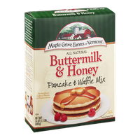 Maple Grove Farms of Vermont Buttermilk & Honey Pancake & Waffle Mix
