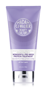 Madam C.J. Walker Beauty Culture Dream Come True Wonderful Pre-Wash Protein Treatment